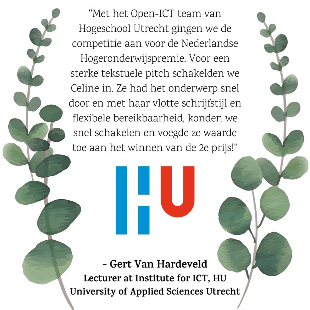 Review Gert van Hardeveld